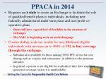 ppaca in 20142