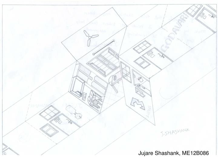 Jujare Shashank, ME12B086