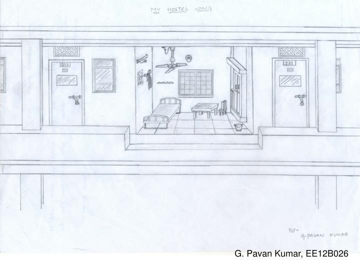 G. Pavan Kumar, EE12B026