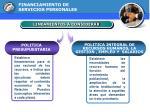 financiamiento de servicios personales3