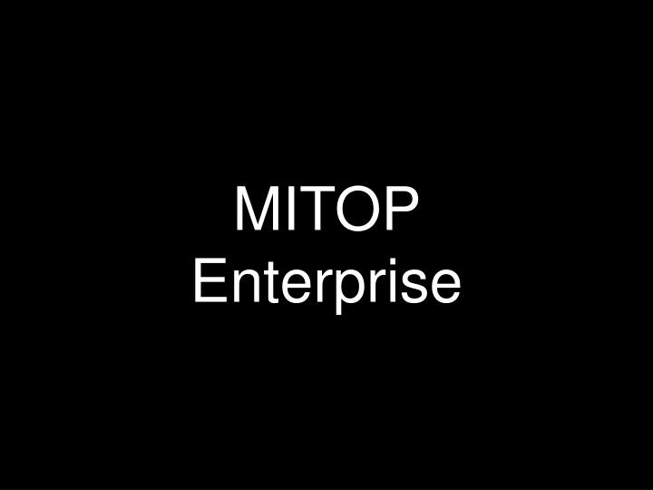 mitop enterprise n.