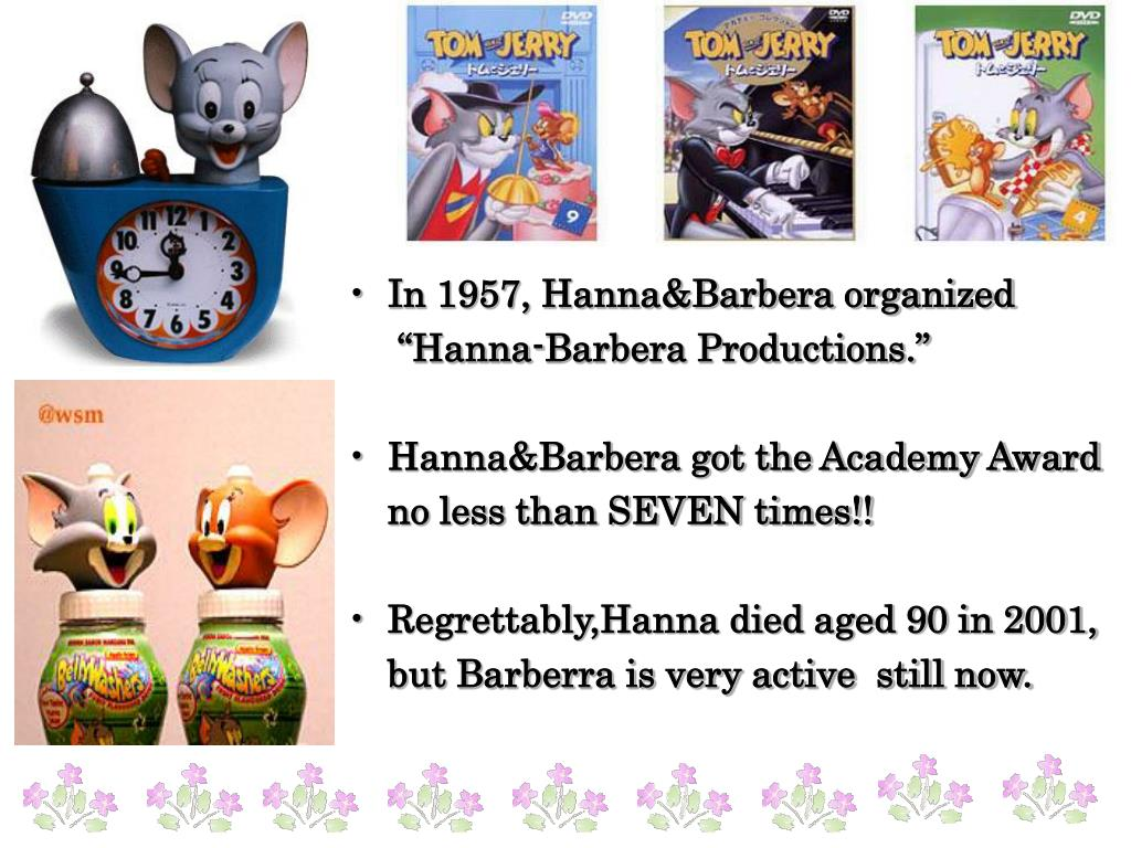 PPT - TOM&JERRY PowerPoint Presentation - ID:3917681