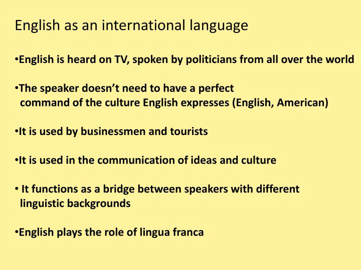 cultural function of language