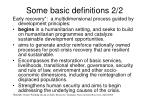 some basic definitions 2 2