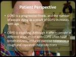 patient perspective1