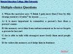 multiple choice questions2