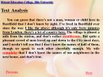 text analysis2