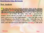 text analysis5