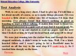 text analysis7