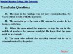 true false questions11