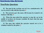 true false questions15