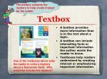 textbox