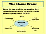 the home front1