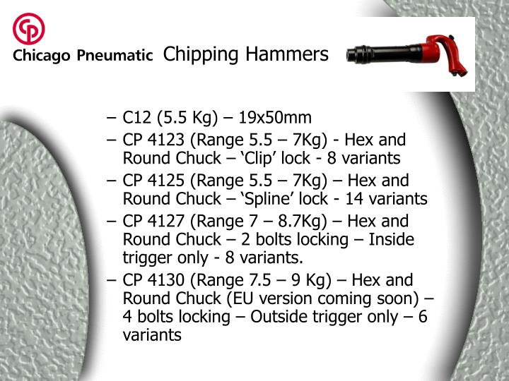 Chipping Hammers