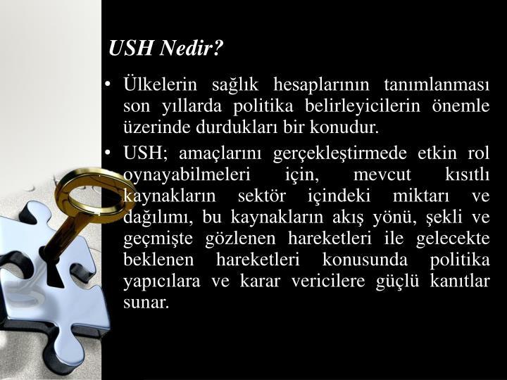 USH Nedir?