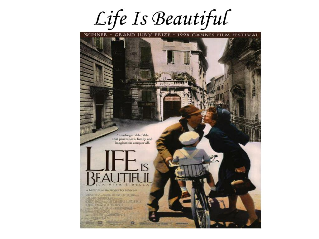 Ppt Life Is Beautiful Powerpoint Presentation Free Download Id 3918088