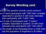 survey wording cont1