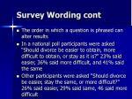 survey wording cont2