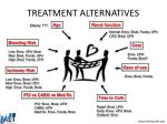treatment alternatives1