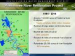 kissimmee river restoration project