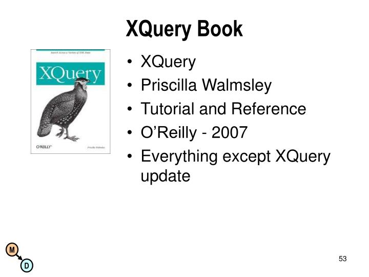 XQuery Book