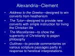 alexandria clement1