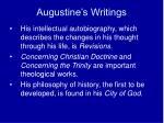 augustine s writings1
