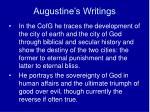 augustine s writings2