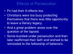 effects of persecution2