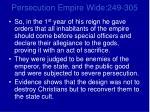 persecution empire wide 249 3052