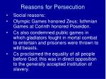 reasons for persecution3