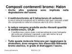composti contenenti bromo halon1