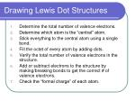 drawing lewis dot structures2