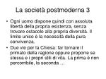 la societ postmoderna 3