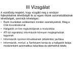 iii vizsg lat