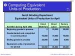 computing equivalent units of production6