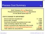 process cost summary3