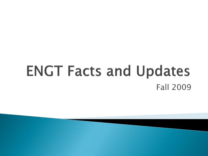 engt facts and updates n.