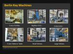 berlin key machines