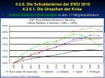 4 2 6 die schuldenkrise der ewu 2010 4 2 6 1 die ursachen der krise1