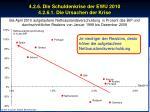 4 2 6 die schuldenkrise der ewu 2010 4 2 6 1 die ursachen der krise8