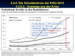 4 2 6 die schuldenkrise der ewu 2010 4 2 6 2 auswege aus der krise5