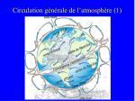 circulation g n rale de l atmosph re 1