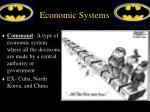economic systems1