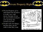 private property rights2