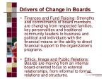 drivers of change in boards2