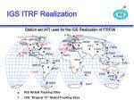 igs itrf realization1
