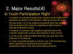 2 major results 4