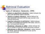 retrieval evaluation3