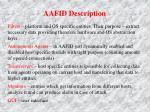 aafid description